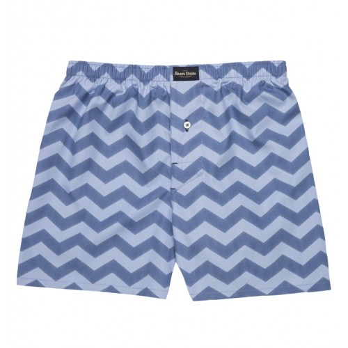 boxer jordan sky blue medium