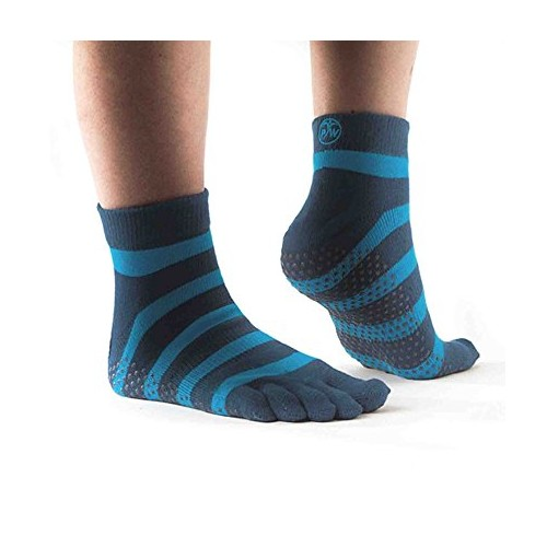 physioworld toesocks blue
