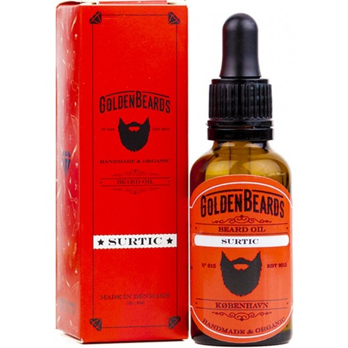 beard oil surtic 30ml