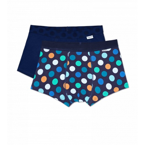 2-pack big dot trunk blau marí