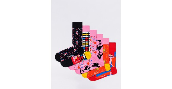 PINK PANTHER x HAPPY SOCKS